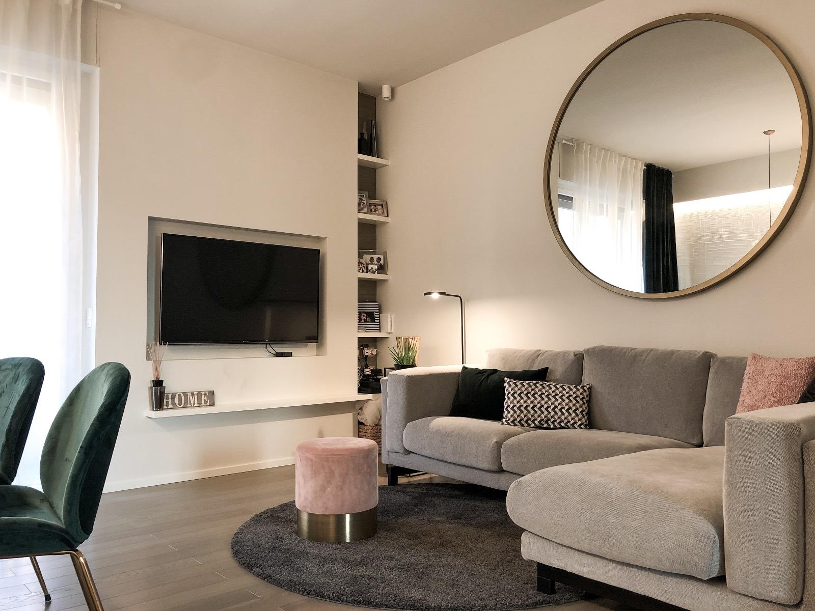 2018 a appartamento arch camilla ammannati progetti for Appartamento interior design